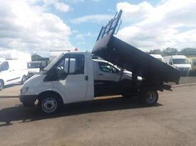 Ford Transit Tipper ** Ex Council only 46k miles**