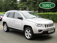 2011 Jeep Compass 2.2 CRD Limited 4WD 5dr