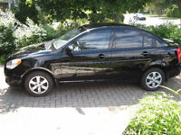 2008 Hyundai Accent GL Berline