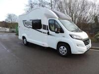Swift Bessacarr 424 MANUAL 2015/65