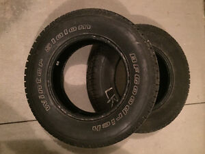 """16"" Winter Tires BFGoodrich"" London Ontario image 1"