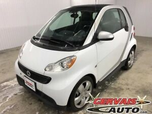 Smart fortwo Pure Cuir A/C 2015