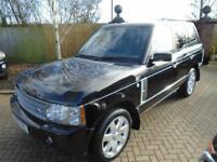 2007 57 Reg Land Rover Range Rover 3.6TD V8 Auto Vogue