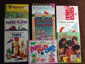 Craft & Teacher books