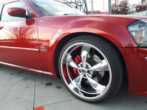 """22"""" American Racing rims and GoodYear Tires"""