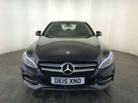 2015 MERCEDES-BENZ C220 SPORT BLUETEC AUTO 1 OWNER SERVICE HISTORY FINANCE PX