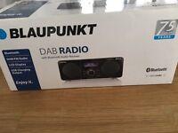 DAB radio -Blaupunkt