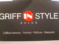 Salon Griff In Style Looking for staff
