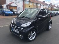 Smart Fortwo Cabriolet 1.0 MHD 2014 Edition 21, 23,000 Miles, HPI Clear