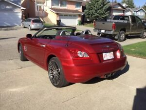 2005 CROSSFIRE LIMITED ROADSTER