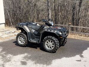 2012 Polaris sportsman 850XP HO 4X4