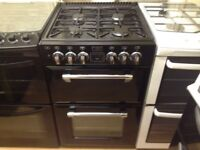 Stoves 55cm gas cooker (glass lid)
