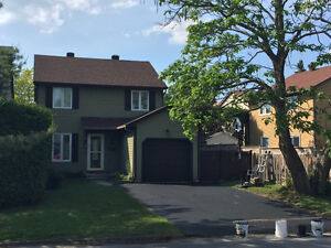 Beautiful 4 Bedroom Detached Single Family Home