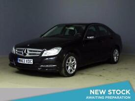 2014 MERCEDES BENZ C CLASS C220 CDI BlueEFFICIENCY Executive SE 4dr