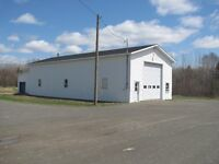 1O ACRE LOT WITH 70 X 30 GARAGE