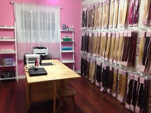I Sell 100% Human Remy Hair Extensions- Premium Quality! Kitchener / Waterloo Kitchener Area image 2
