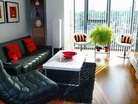 Modern Design 1 Bedroom Flat (Not Studio). All Inclusive.