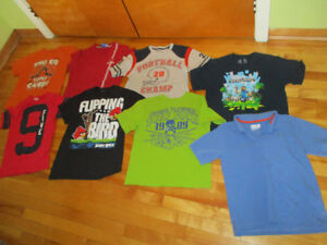 Boys size 10/12 shirts