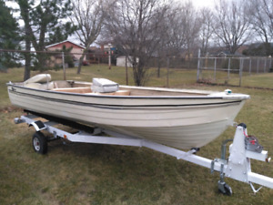 14' Fishing Package