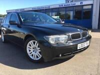 Bmw 7 Series 745I Saloon 4.4 Automatic Petrol