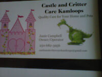 Castle and Critter Care