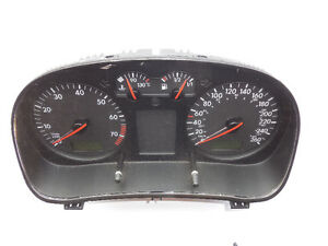 VW Jetta Golf 1999-2001 Instrument Cluster 1J0920800J