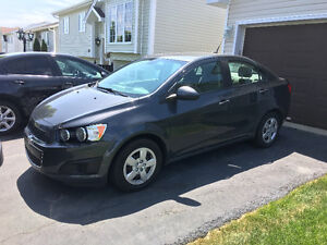 2013 Chev Sonic Auto,A/C,Remote Entry,78000 Km $6995 Inspected