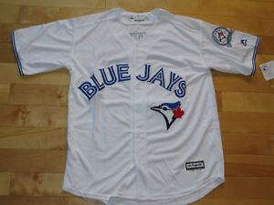 TORONTO BLUE JAYS WHITE TROY TULOWITZKI JERSEY