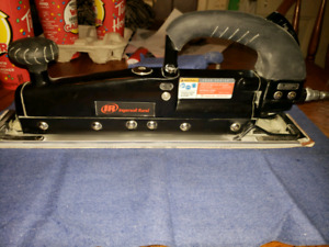 Autobody board sander.  Ingersoll.  Works great. Only used a cou