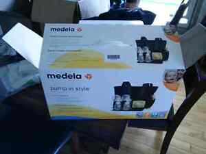 Medela double pump