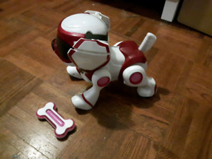 Tekno, the Robotic Puppy! Pink. $20 OBO