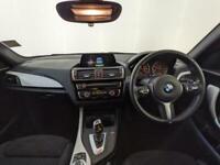 2017 BMW 116D M SPORT AUTO ALCANTARA SEATS SAT NAV CRUISE CONTROL £20 ROAD TAX