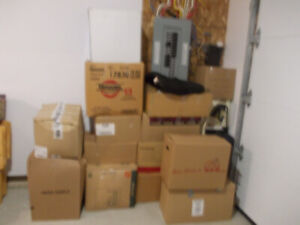 Miscel.  items inc. small appliances, electronics, home items