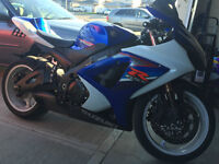 2007 GSX-R 1000 Loaded with extras!!!!