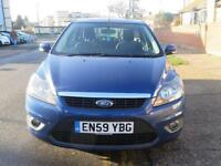 2010 Ford Focus 1.8 Zetec 5dr