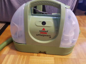 BISSELL Little Green Portable Carpet And Upholstery Cleaner,