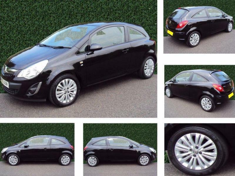 2011 Vauxhall Corsa 1.2 i 16v Excite 3dr