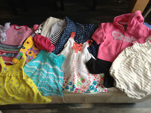 Baby Girl size 6/12, 9month lot