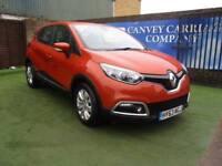 2013 Renault Captur 1.5 dCi Expression + Convenience Pack (s/s) 5dr