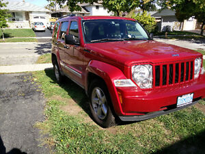 2010 Jeep Liberty SUV, Sports, Limited edition