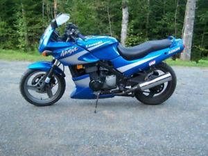 01' Kawasaki Ninja 500