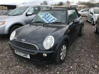 Mini Mini 1.6 One CONVERTIBLE - 2007 07-REG - FULL 12 MONTHS MOT