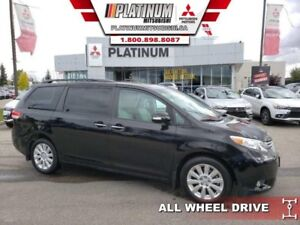 2014 Toyota Sienna LIMITED ALL WHEEL DRIVE w/Limited Package