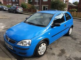 Immaculate 2004 Vauxhall Corsa 1.0 L only 39K miles