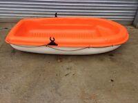 Sport yak dingy boat tender canoe