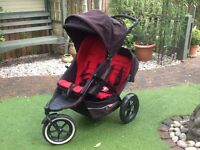 Phil & Teds Explorer Pushchair