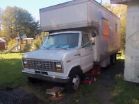 1986 Ford F-350 Campeur
