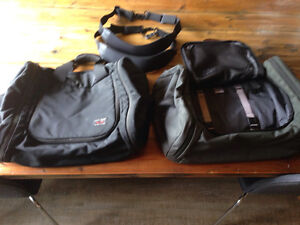 2- Tom Bihn 3 in 1 travel bags
