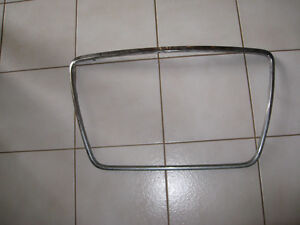 2009-2013 Audi A3 S-Line Front Grill Frame