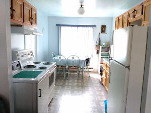 fully equipped 2 bd apartment 2 minute walk to metro monk